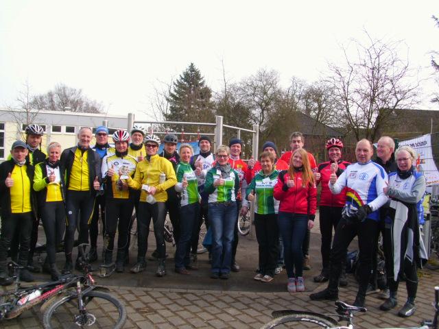 Westfalen Winter Bike Trophy 2016 – Geschafft! oder Geschafft?
