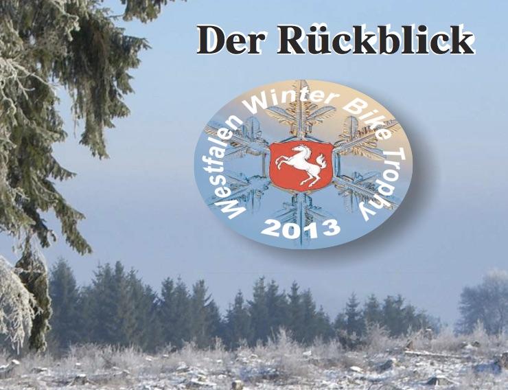 Rückblick Westfalen Winter Bike Trophy 2013