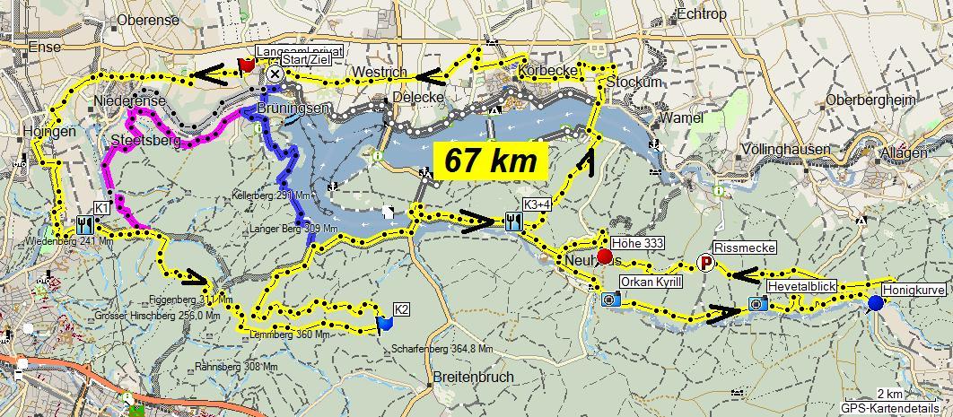 Neue Strecken beim RSV Hansa Soest